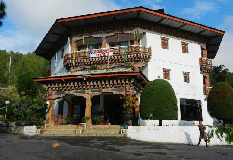 Hotel Zangto Pelri, Punakha