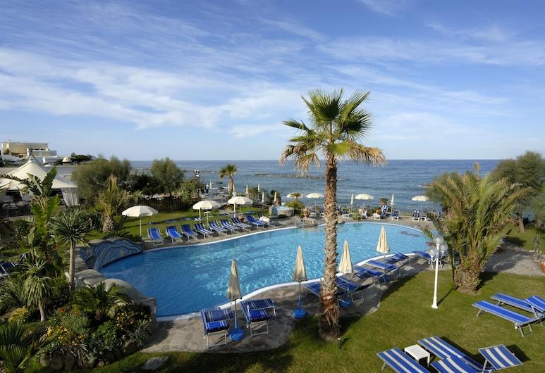 Hotel Tritone Resort & Spa, Forio, Εξωτερική πισίνα