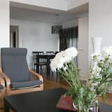 Apartment, 3Schlafzimmer, Stadtblick - Wohnzimmer