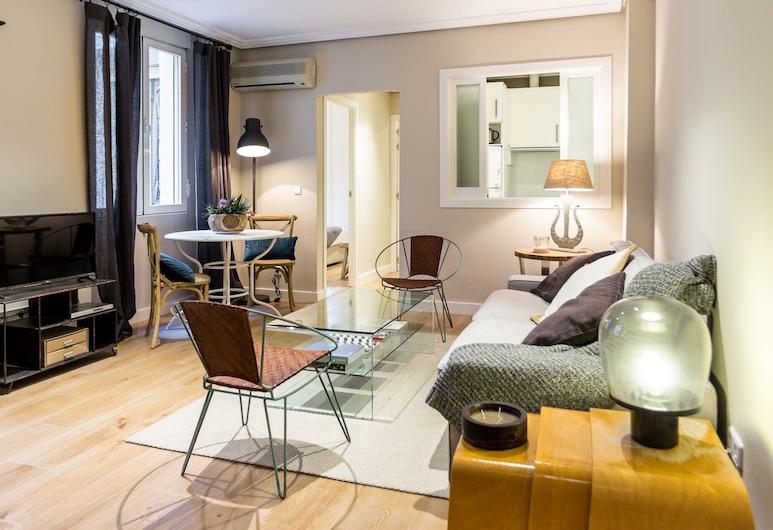 إيرموسييا 3, مدريد, شقة - غرفة نوم واحدة, غرفة معيشة