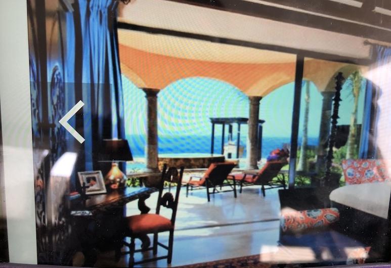 Novaispania, Cabo San Lucas, Deluxe House, Multiple Beds, Non Smoking, Ocean View, Living Area