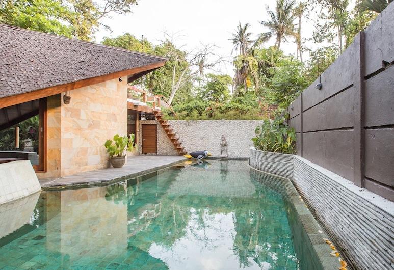 卡里卡奢華別墅酒店, 水明漾, 時尚別墅, 4 間臥室, 私人泳池