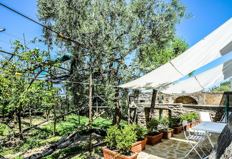 Casa Tiberio, Massa Lubrense, וילה, 2 חדרי שינה, מרפסת/פטיו