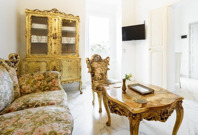 Ivory Suites, Floriana, Ruang Keluarga