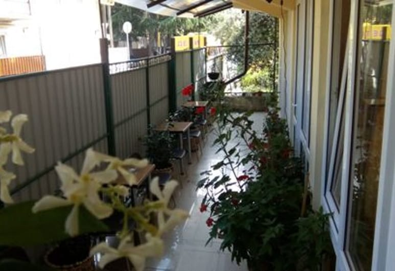 Dikovinka Sochi Guest House, Adlersky, Terrace/Patio