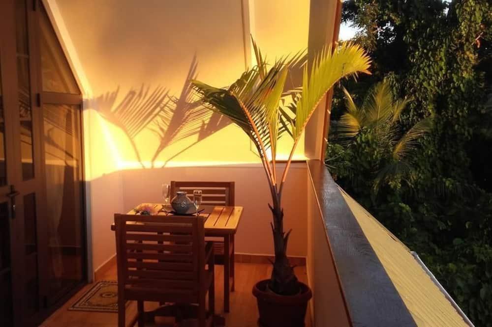 Romantic Apartment, Non Smoking - Balcony