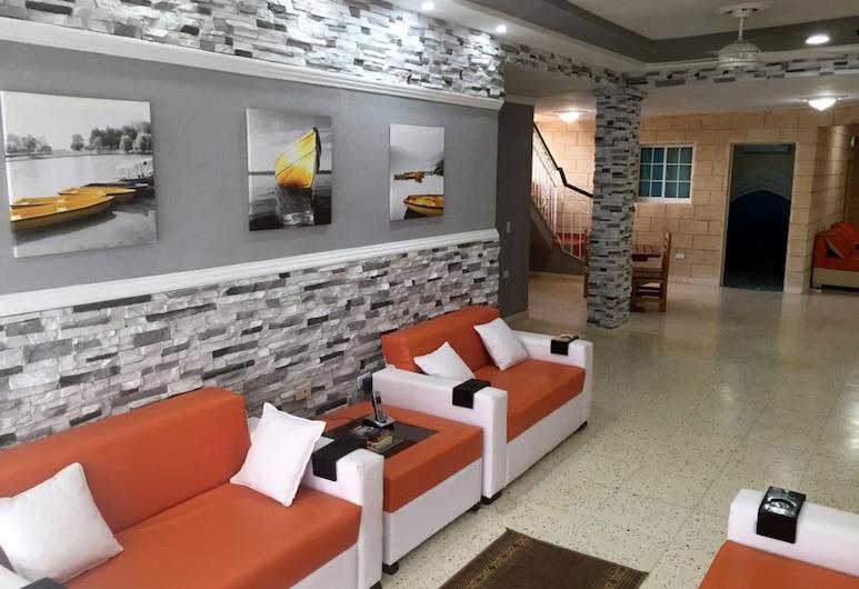 瓜昆尼約青年旅舍, Playa Larga, 飯店內部