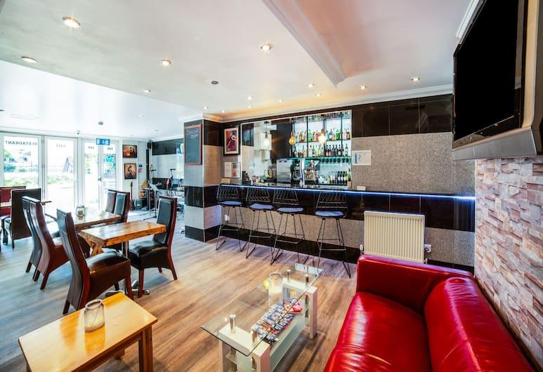 OYO Kingsley Hotel, Bournemouth, Hotel Lounge