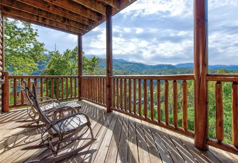 Destinys Heavenly View - Five Bedroom Cabin, Гетлінберг