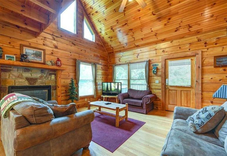 Honey Pot - Three Bedroom Cabin, פיג'ון פורג', אזור פנימי