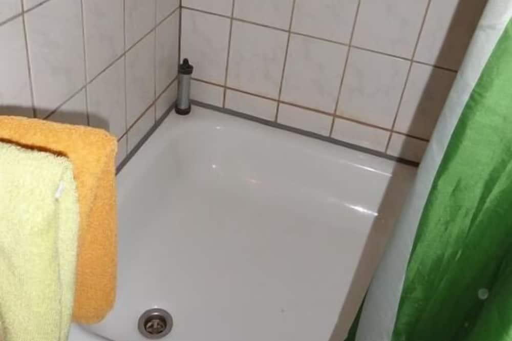 標準雙人房, 1 張標準雙人床, 非吸煙房 - 浴室淋浴間