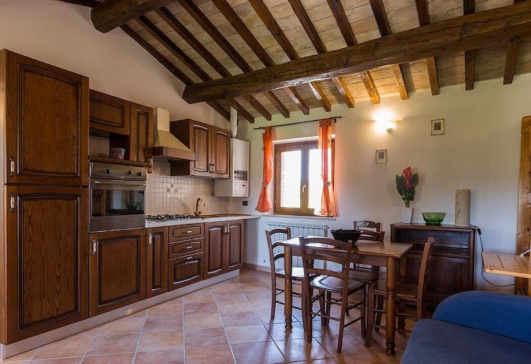 Il Sagrato di Assisi, Assisi, Superior Apartment, Living Room