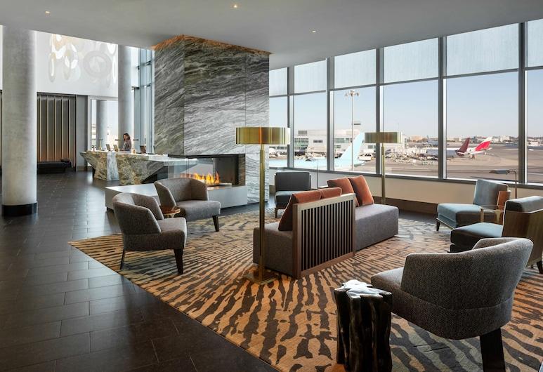 Grand Hyatt at SFO, San Francisco, Lobby