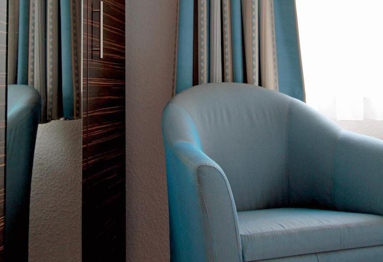 Hotel Konoba Restaurant - Bistro, Meckenheim, Basic-Einzelzimmer, Wohnzimmer