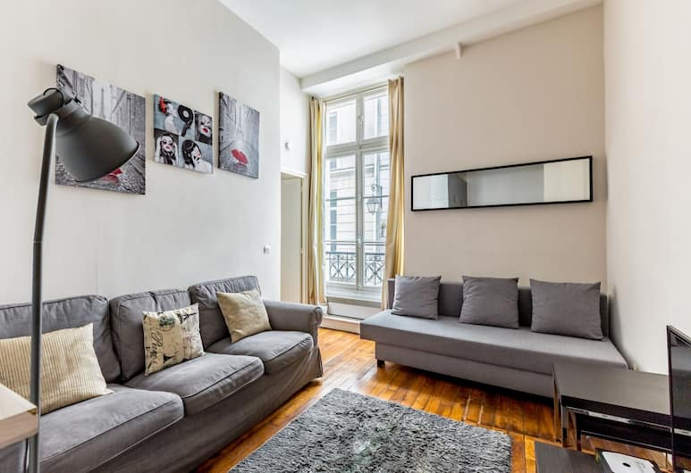 12 - Loft Flat Paris Marais, Paryż