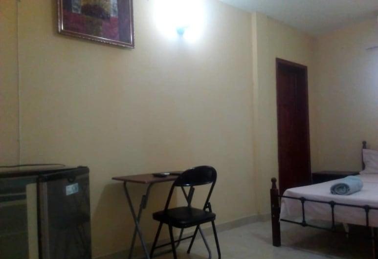 Souvenir House, Petionville, Værelse - 2 queensize-senge - handicapvenligt - bakkeudsigt, Værelse