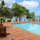 House, Multiple Beds, Ocean View (Fijian Oasis) - Outdoor Pool