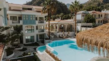 Foto van Kassandra Boutique Hotel in Fethiye