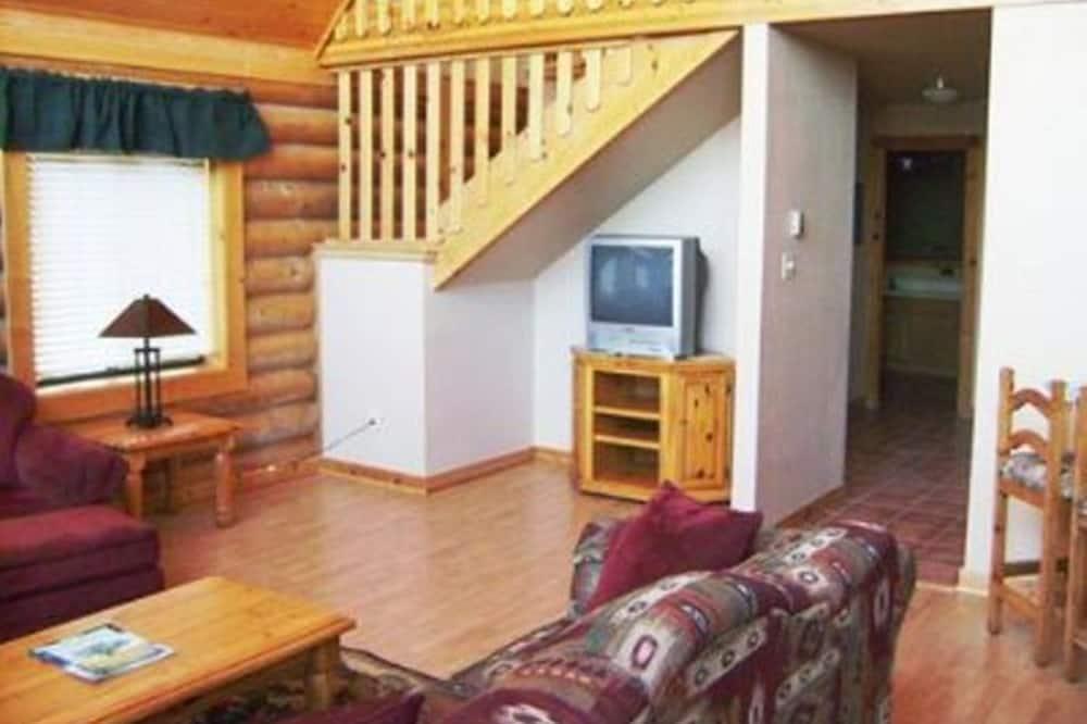 Cabin, Berbilang Katil, Non Smoking, 2 Bathrooms - Ruang Tamu