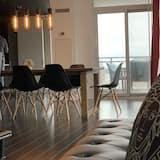 Deluxe-lejlighed - flere senge - ikke-ryger - søudsigt - Udvalgt billede