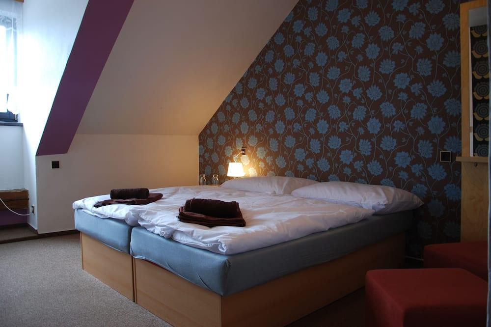 Kahden hengen huone, 2 yhden hengen sänkyä, Tupakointi kielletty - Vierashuone