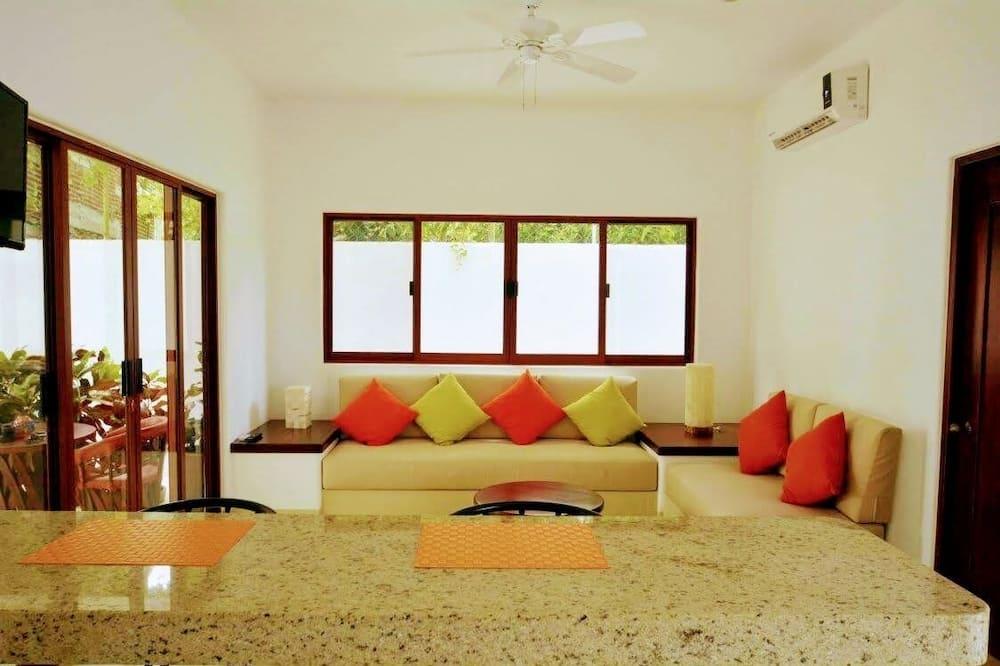 Apartamento Duplex Luz de Luna 2do piso - Khu phòng khách