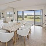Hus – panoramic, 4 soverom, utsikt mot dal - Bespisning på rommet