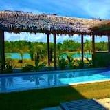 하우스, 침대(여러 개), 해변 전망 (Paradise Point Views) - 대표 사진