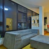 Habitación de lujo - Sala de estar