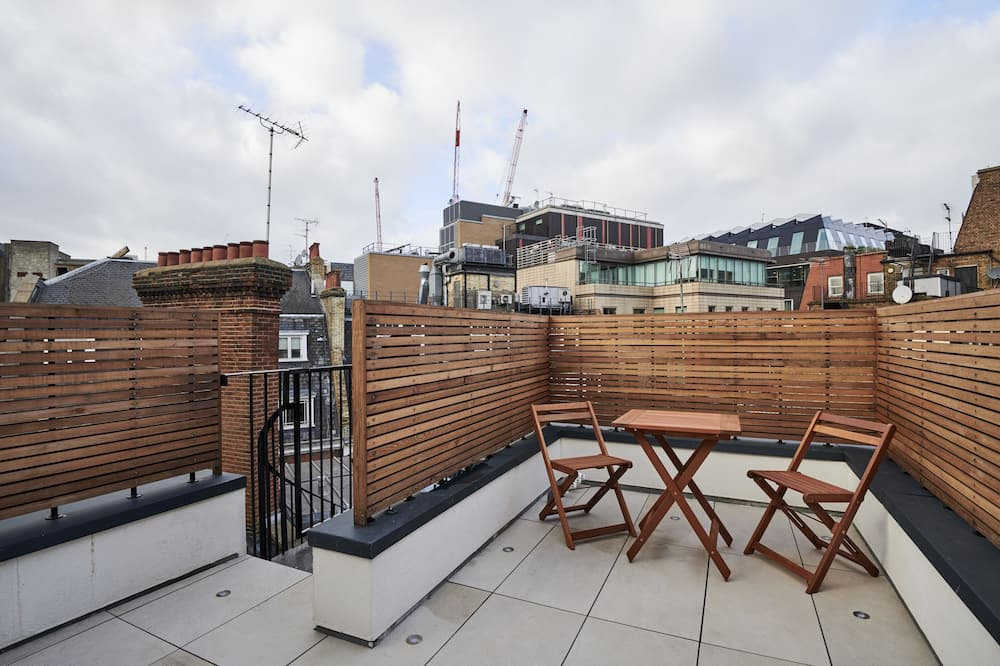 Suite – deluxe, 3 soverom, terrasse - Balkong