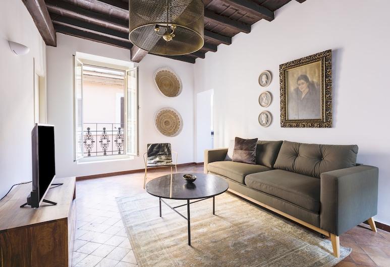 Sonder - Via Giulia, Rome, Oturma Odası