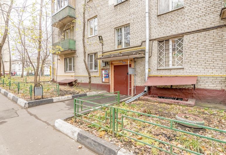 Domumetro Apartment on Leningradsky 45, Moskva, Ingång till boendet