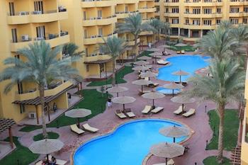 Φωτογραφία του Pool View Apart At British Resort 252, Χουργκάδα