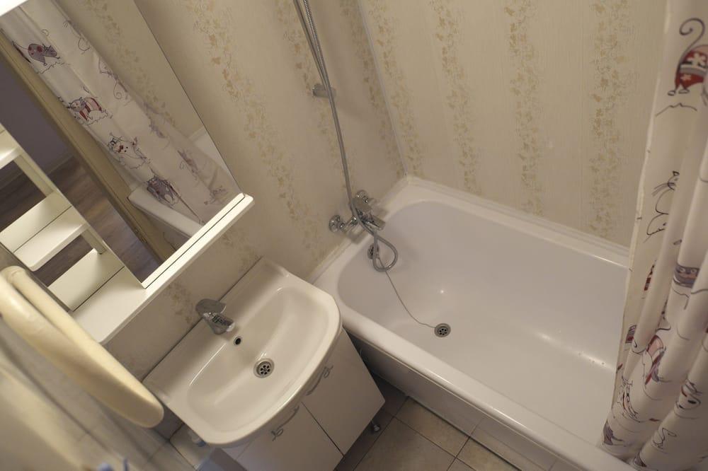 Apartamentai, Kelios lovos, Nerūkantiesiems - Vonios kambarys