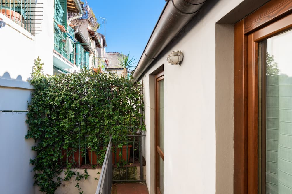 City studio suite (Leonardo) - Balkon