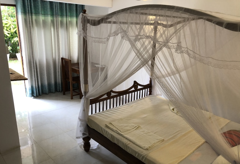 The Retreat Hotel, Hikkaduwa, Superior Double Room, 1 Katil Raja (King), Non Smoking, Garden View, Bilik Tamu