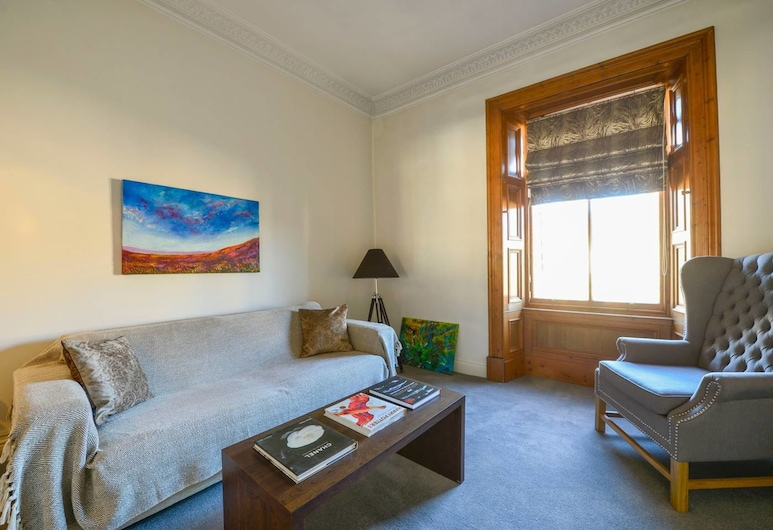 Comfortable 1 Bedroom Flat, Close To City Centre, Edinburgh