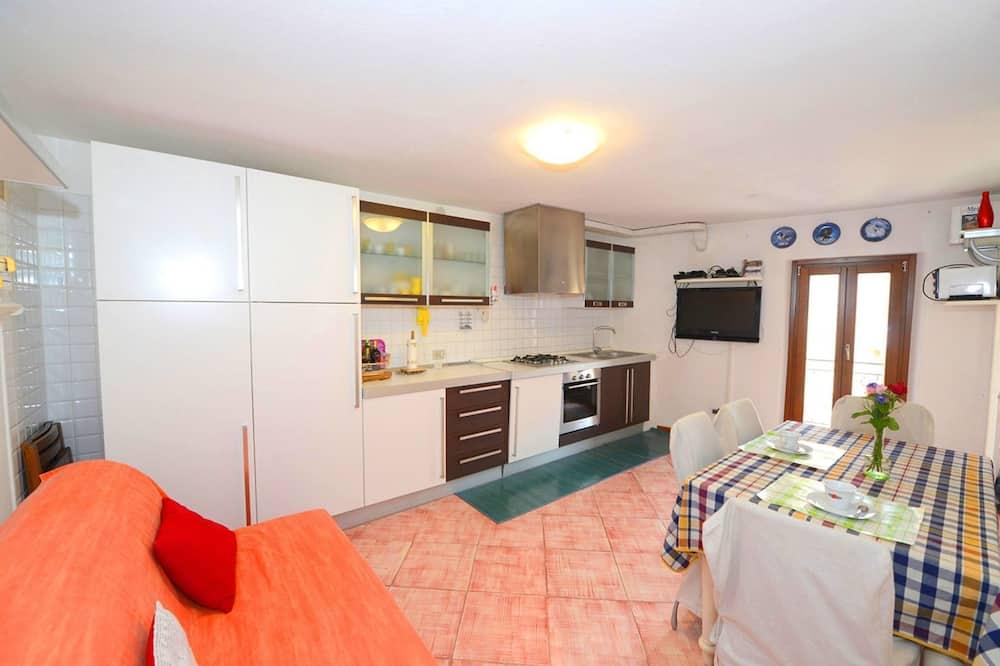 Апартаменти, 2 спальні, 2 ванни - Обіди в номері