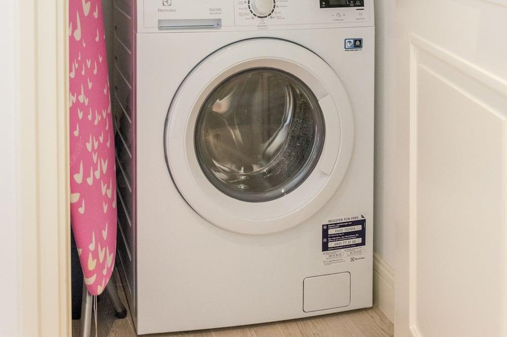 Apartment - Wäschepflegeausstattung
