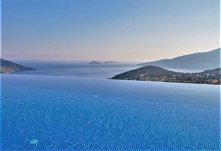 Villa Falcon Exclusive by Akdenizvillam, Kas, View from property