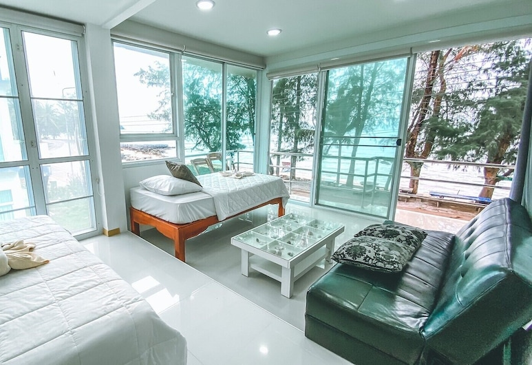 Khung Wimarn Beach Home , Na Yai Am, Suite with Sea View , Kamer