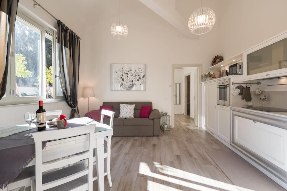Dzīvokļnumurs, viena guļamistaba, nesmēķētājiem - Dzīvojamā zona