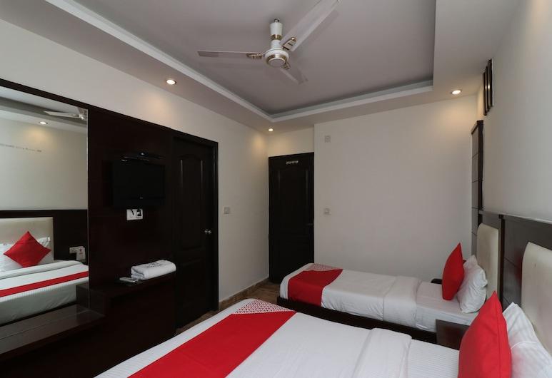 OYO 27823 Hotel Sahib, Neu-Delhi, Doppel- oder Zweibettzimmer, Zimmer