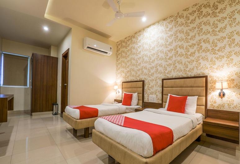 OYO 4035 SPG Grand, Hyderabad, Pokój dwuosobowy z 1 lub 2 łóżkami, Pokój