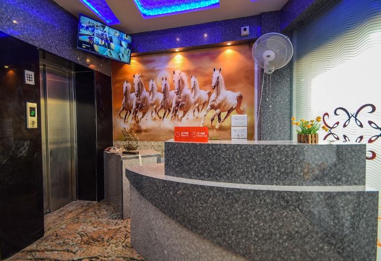 OYO 22099 Hotel Westwood Udaipur, อุไดร์ปูร์, ฝ่ายต้อนรับ