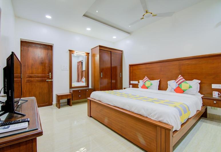 OYO 22302 Home Luxury Studio Promenade Beach, Pondicherry, Double or Twin Room, Room