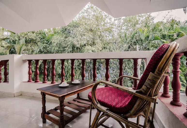 OYO 24114 Home Decent Studio Candolim, Candolim, Phòng đôi hoặc 2 giường đơn, Sân thượng/sân hiên