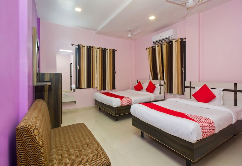 OYO 22918 Hotel Sadanand Mourya Lodging And Boarding, Dahanu, Double or Twin Room, Guest Room