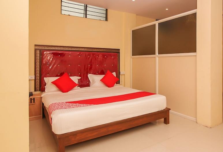 OYO 7343 Al Shareef Palace, Hyderabad, Dvokrevetna soba, Soba za goste