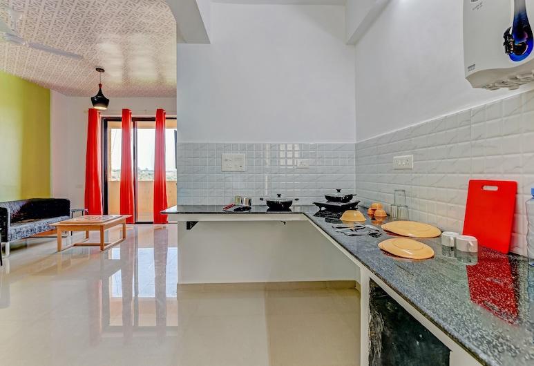 OYO 24498 Home Elegant 1BHK Dabolim, Vasco da Gama